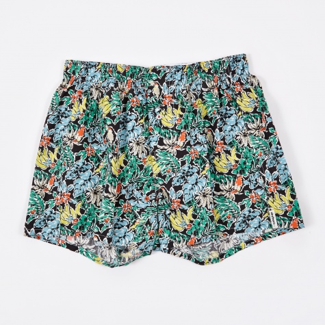 Toucan Boxer Short - Black