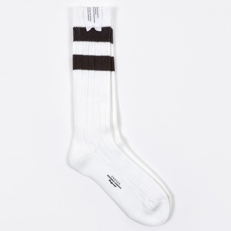 Sport Sock - White/Black