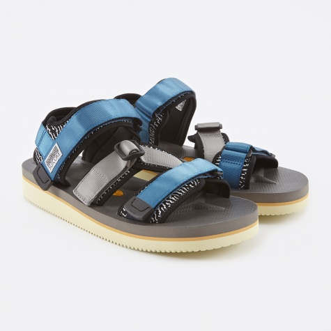x Slam Jam Sandal - Royal