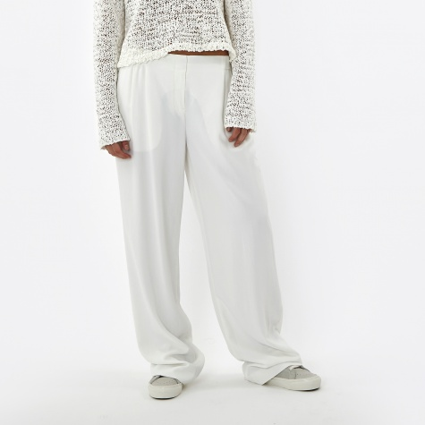 Pull On Pant - Chalk