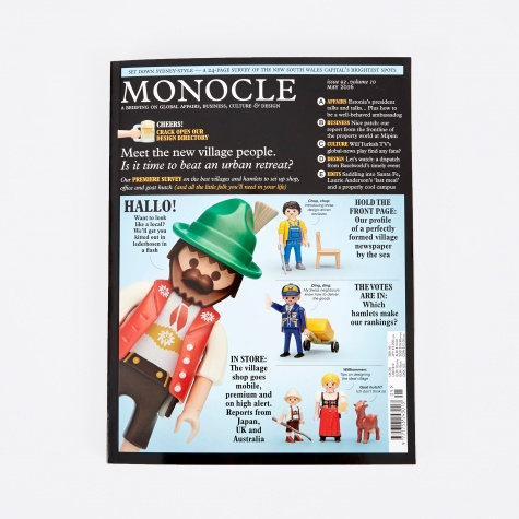 Monocle - Issue 93 (May 2016)