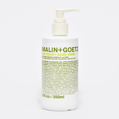 Malin & Goetz Hand Wash - Lime