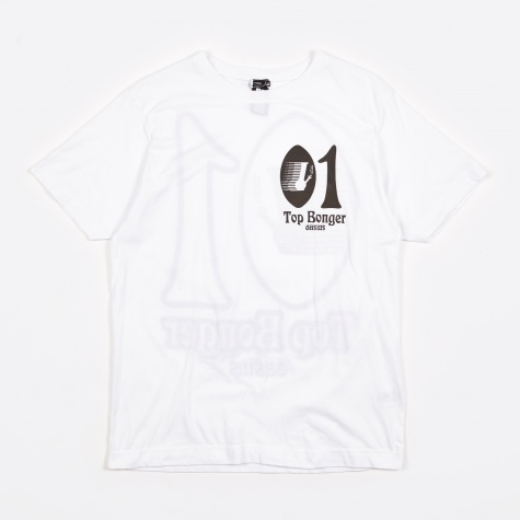 No.1 Top Bonger Tee - White