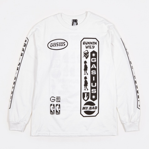 Yet More Infringements L/S Tee - White