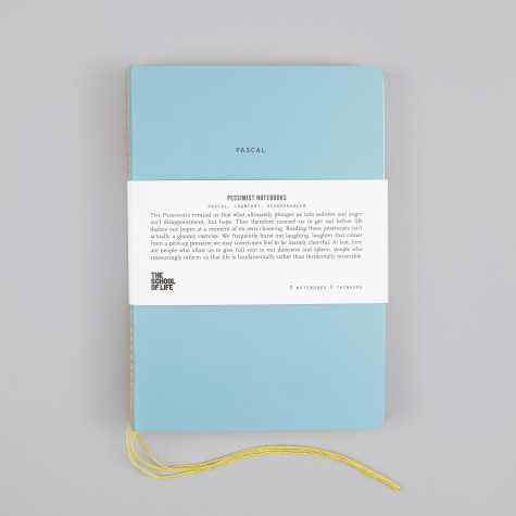 School of Thought Notebooks - The Pessimists