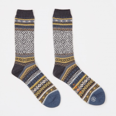 Lopi Socks - Charcoal