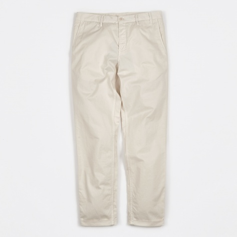 Aros Light Twill Chino - Ecru