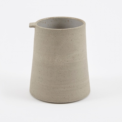 Tea Mug - Textured Grey