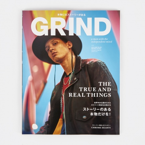 Grind Magazine - Vol.63 June 2016
