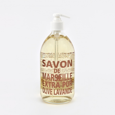 Liquid Marseille Soap 500ml - Olive & Lave