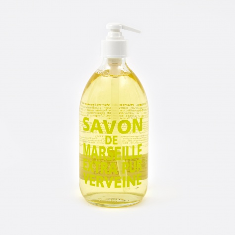 Liquid Marseille Soap 500ml - Fresh Verben