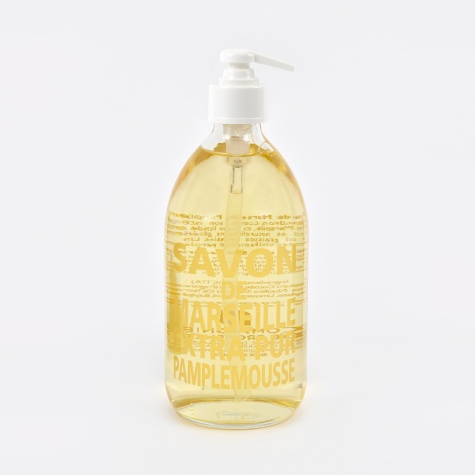 Liquid Marseille Soap 500ml - Summer Grape