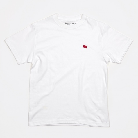 Price Tag T-Shirt - White