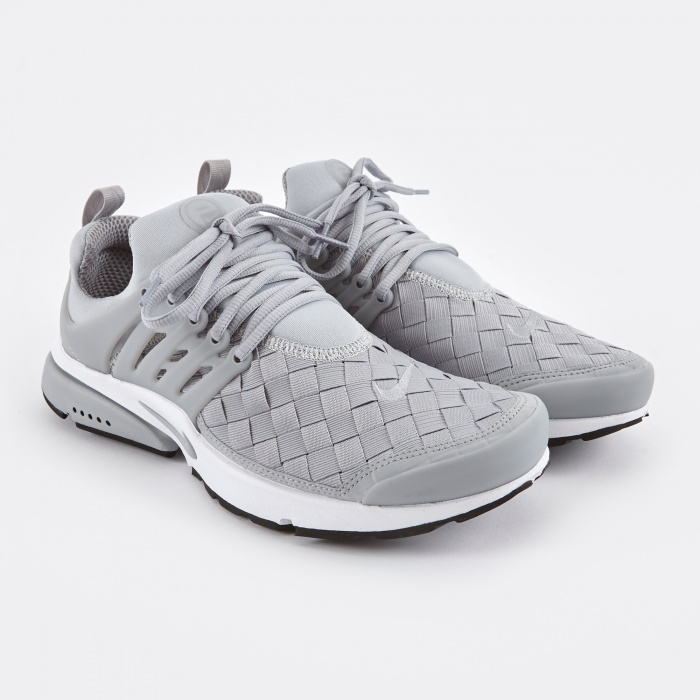 Nike Air Presto SE - Wolf Grey/White (Image 1)