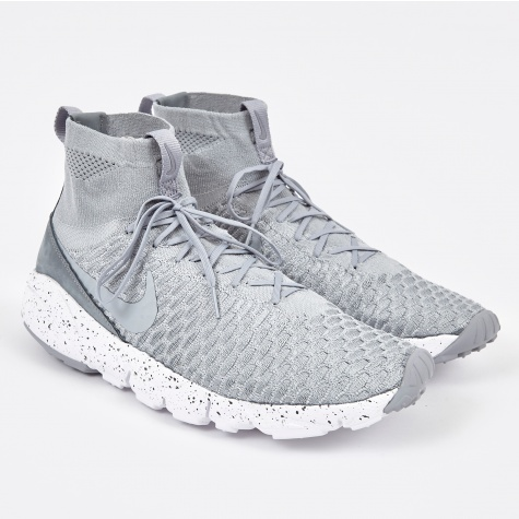 Air Footscape Magista Flyknit - Wolf Grey