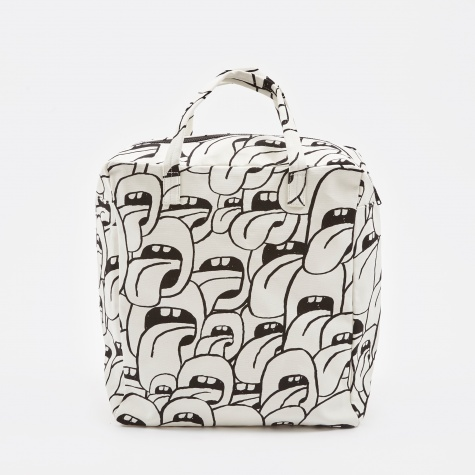 Got This Licked Shopping Bag - White