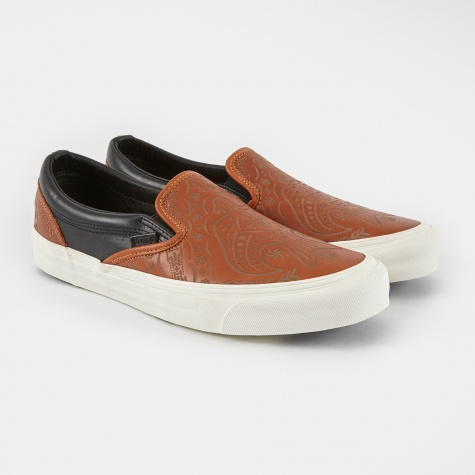 Vault x Brooks TH OG Classic Slip-On LX - Tortoise Shell/Pe