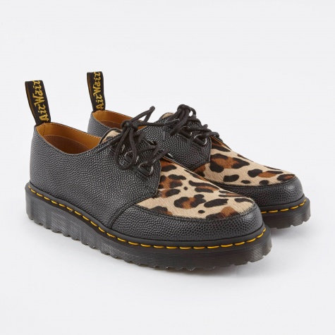 Dr.Martens x Stussy Ramsey Creeper - Black Pebble