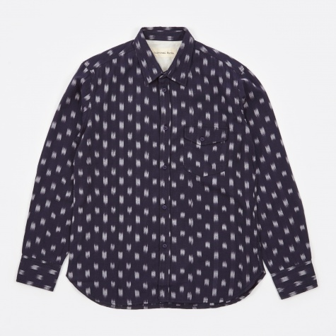 Ikat Weekend Shirt - Classic