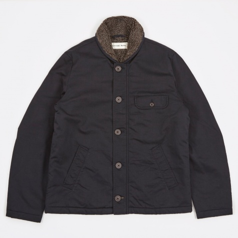Twill N1 Jacket - Military Navy