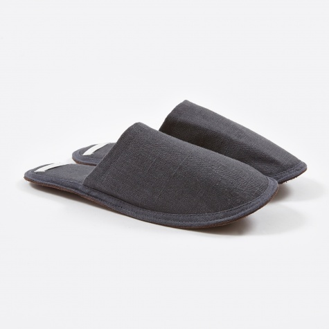 Slippers Blue Grey - Large
