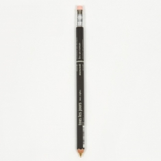 Mark's Inc. DAYS Mechanical Pencil With Eraser - Black