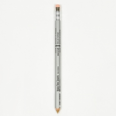 Mark's Inc. DAYS Mechanical Pencil With Eraser - Silver