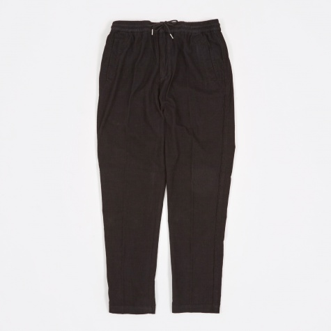 Babycord Drawcord Trousers - Charcoal