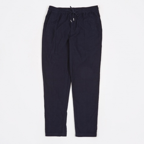Babycord Drawcord Trousers - Navy