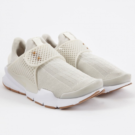 Sock Dart - Light Bone/Sail White