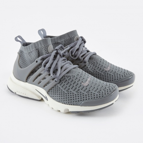 Air Presto Flykknit Ultra - Cool Grey