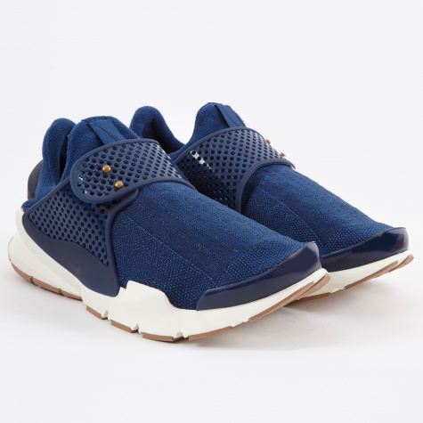 Sock Dart - Coastel Blue/Obsidian