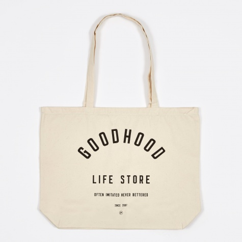 Life Store Tote Bag - Natural