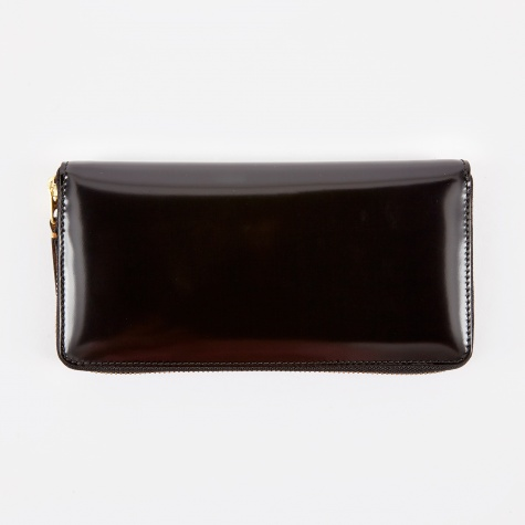 Comme des Garcons Wallet Mirror Inside L (SA0110MI) - Black/Gold