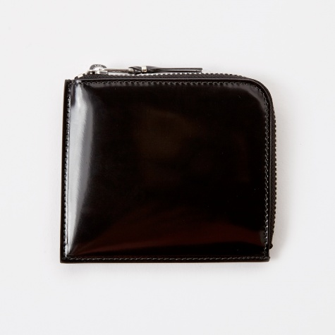 Comme des Garcons Wallet Mirror Inside S (SA3100MI) - Black/Silv