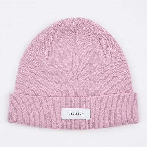Villy Beanie - Rose Pink
