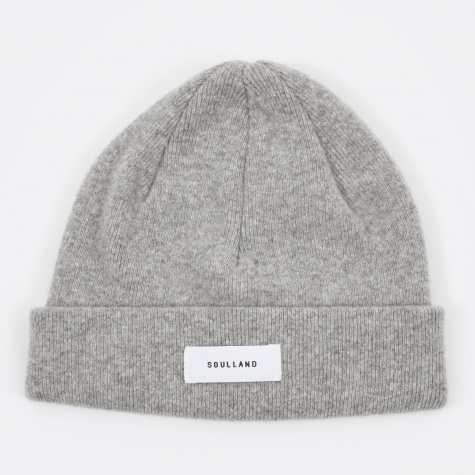 Villy Beanie - Light Grey