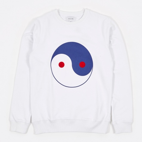 Kobro Sweatshirt - White