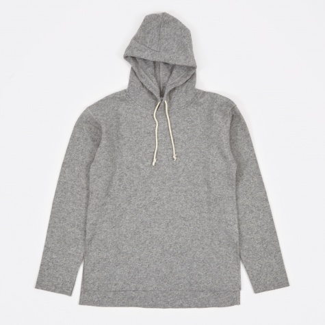 Bekkevold Hooded Sweatshirt - Grey