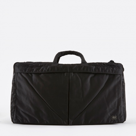Porter Yoshida & Co. Tanker 2Way Boston Bag (L) - Black