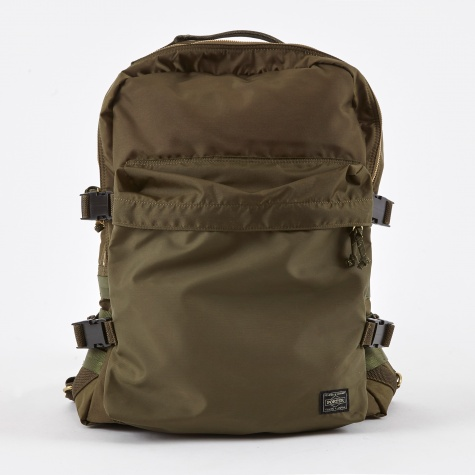 Porter Yoshida & Co. Force Day Pack - Olive Drab