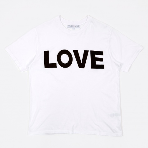 Love Tee Regular - White