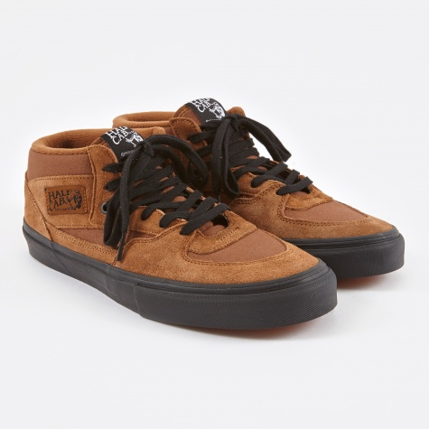 x Vans Half Cab - Brown