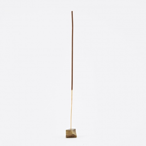 Metal Incense Holder - Brass