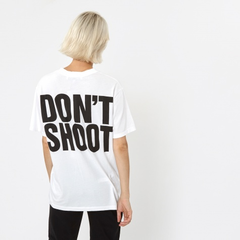 Katherine Hamnett x YMC Don't Shoot T-Shirt - White