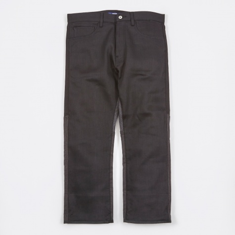 Patchwork Pant - Black