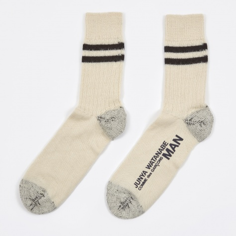 x Merz b. Schwanen Wool Socks - Black