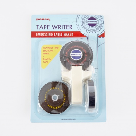 Penco Embossing Label Maker - Ivory