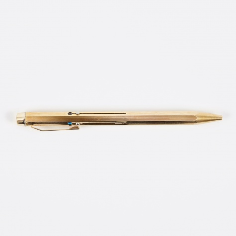 4 Colour Ballpoint Pen - Gold