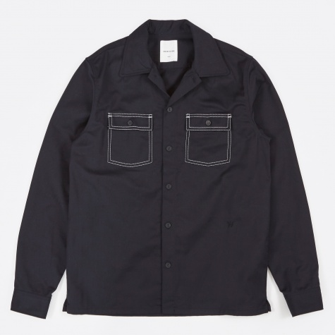 Marvin Shirt - Dark Navy